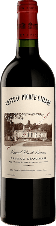 Grafik für Château Picque Caillou 1998 in Millesima Deutschland