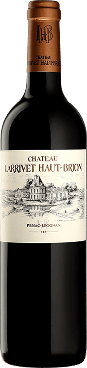Image for Chateau Larrivet Haut-Brion 2015 from Millesima USA