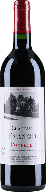 Image for Chateau l'Evangile 2002 from Millesima USA