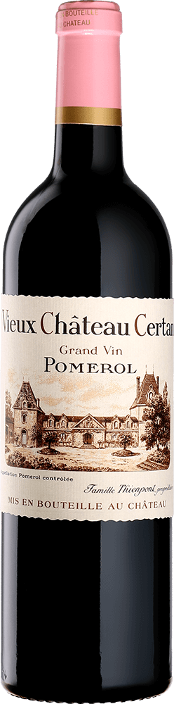 Image for Vieux Chateau Certan 2002 from Millesima USA
