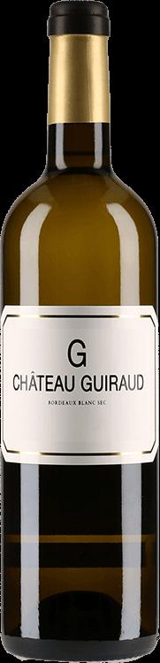 """Le """"G"""" de Château Guiraud 2017"""