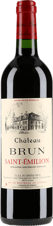 Image for Chateau Brun 2012 from Millesima USA