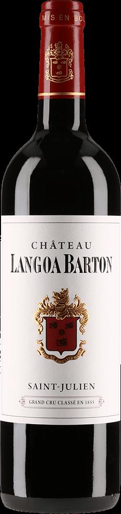 Image pour Château Langoa Barton 2014 à partir de Millésima France
