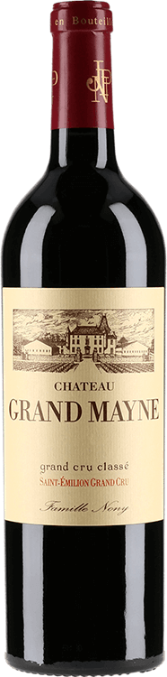 Château Grand Mayne 2014