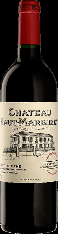 Château Haut-Marbuzet 2016