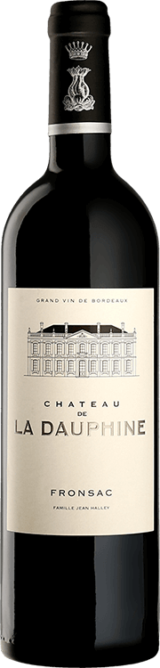Image for Chateau de La Dauphine 2015 from Millesima USA
