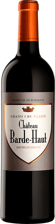 Château Barde-Haut 2016