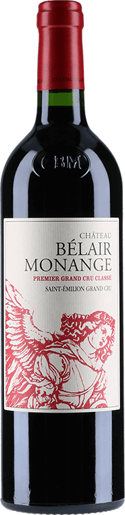 Image for Chateau Belair-Monange 2010 from Millesima USA