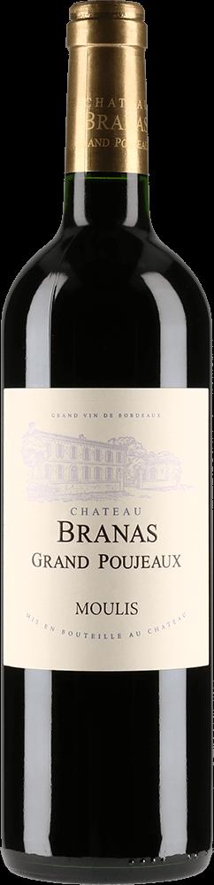 Château Branas Grand Poujeaux 2010
