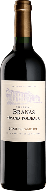 Image for Chateau Branas Grand Poujeaux 2015 from Millesima USA