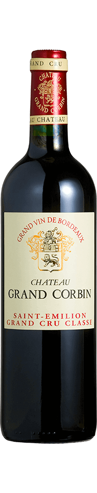 Château Grand Corbin 2009