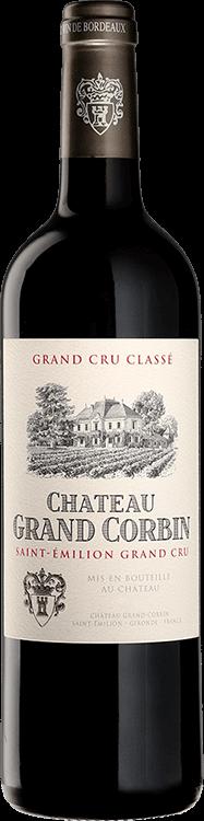 Château Grand Corbin 2016