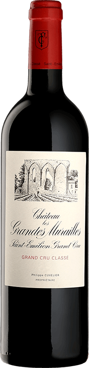 Image for Chateau Les Grandes Murailles 2016 from Millesima USA