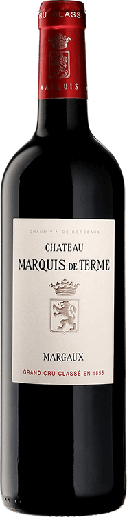 Image for Chateau Marquis de Terme 2014 from Millesima USA