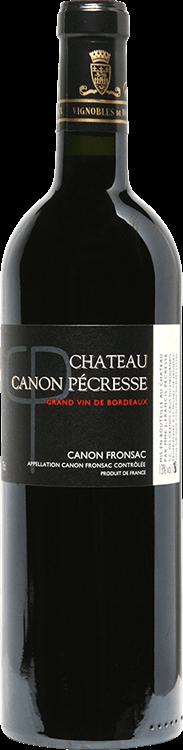 Château Canon Pécresse 2010