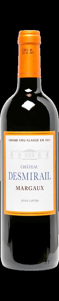 Grafik für Château Desmirail 2015 in Millesima Deutschland
