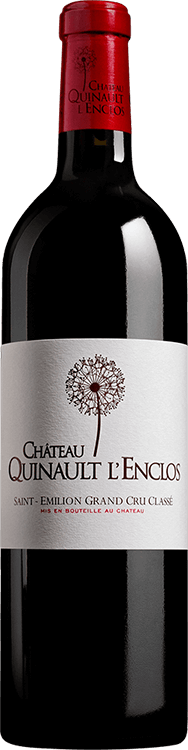 Image for Chateau Quinault l'Enclos 2015 from Millesima USA