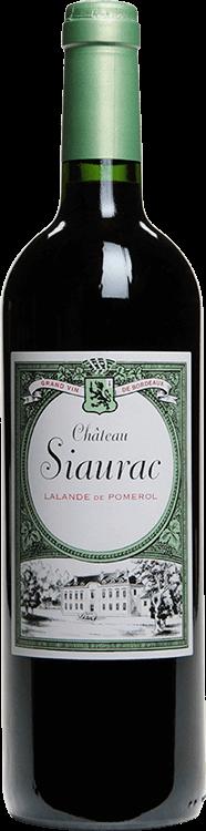 Château Siaurac 2010