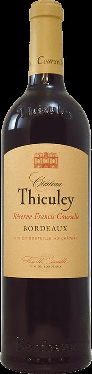 Image pour Château Thieuley Réserve Francis Courselle 2016 à partir de Millésima France