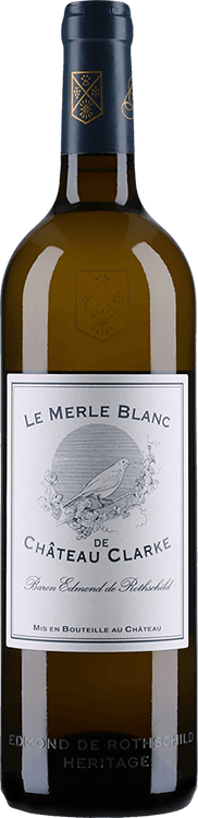 Chateau Clarke : Le Merle Blanc 2016