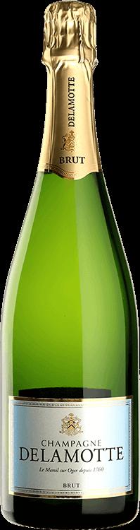 Delamotte non mill sim for Champagne delamotte