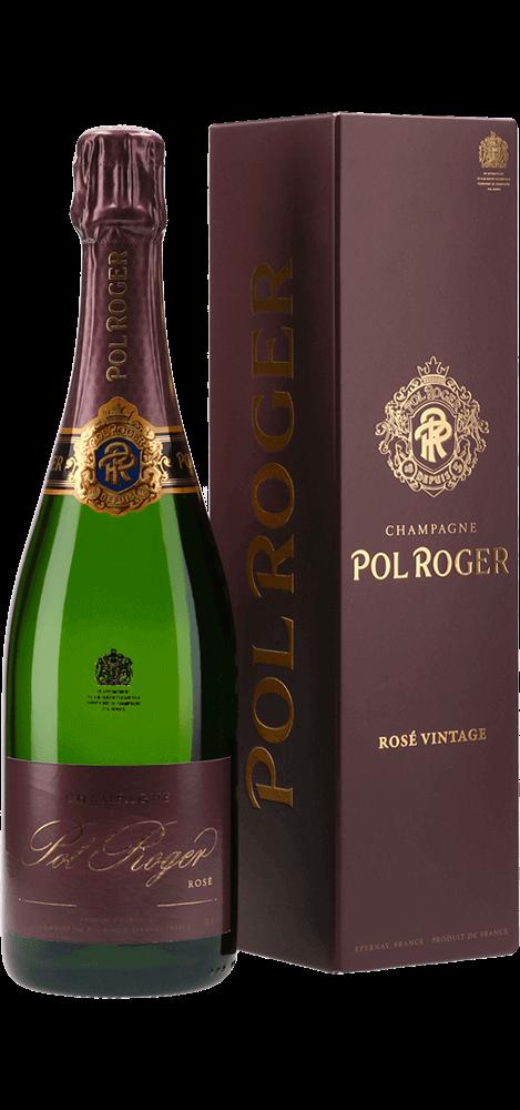 Pol Roger : Rosé Vintage 2008
