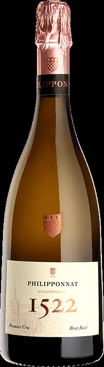 Philipponnat : Cuvée 1522 1er cru Rosé 2006