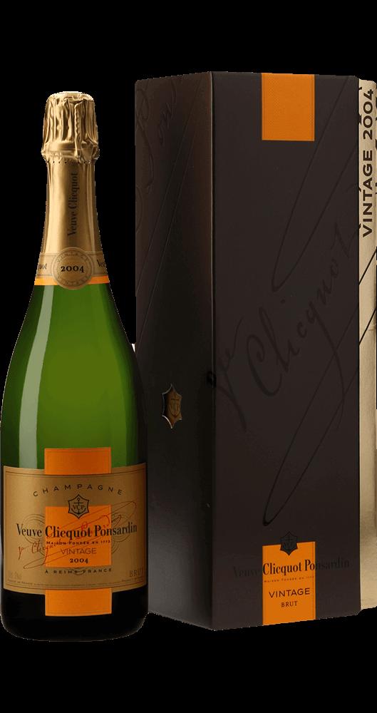 Veuve Clicquot : Vintage 2004