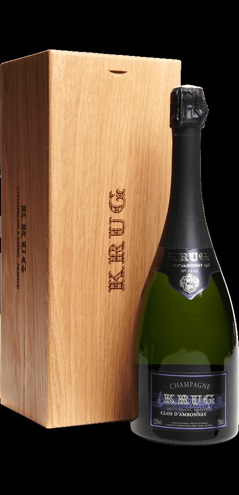 Krug clos d 39 ambonnay 2000 for Garage d ambonnay