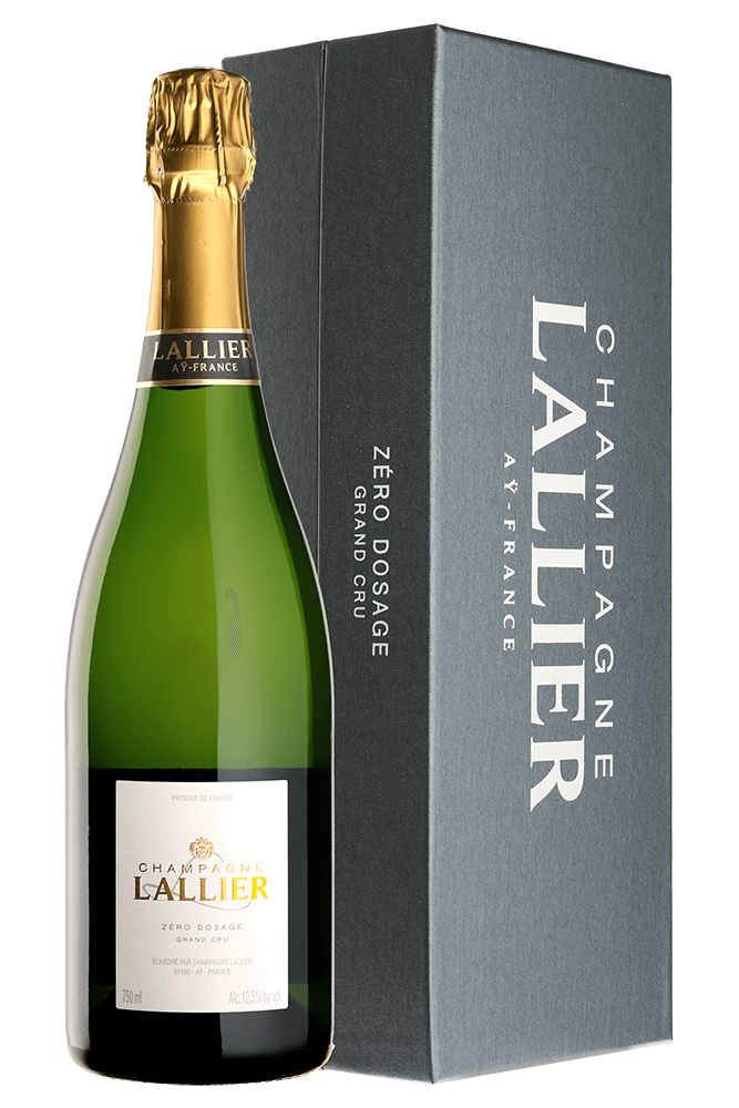 Lallier : Zéro Dosage Grand cru