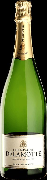 Delamotte blanc de blancs for Champagne lamotte prix