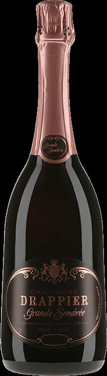 Drappier : Grande Sendrée Rosé 2008