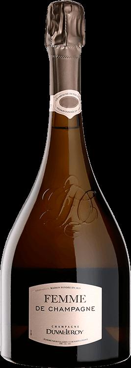 Duval-Leroy : Femme de Champagne Grand cru 1996