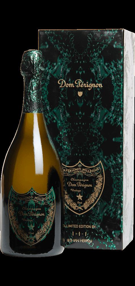 Dom Pérignon : Vintage Edizione Limitata by Iris Van Herpen 2004
