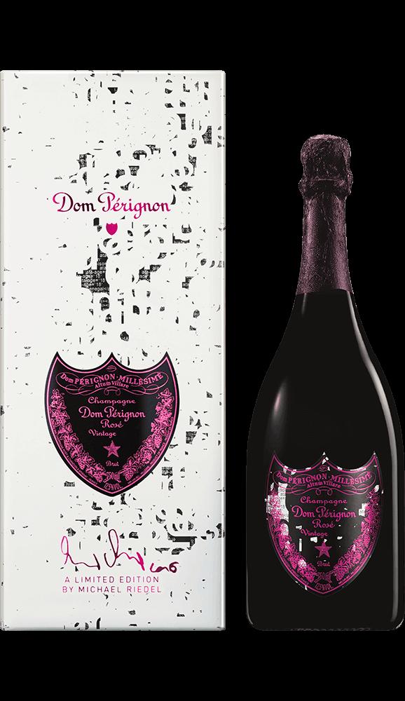 Dom Pérignon : Rosé Vintage Edition Limitée by Michael Riedel 2004