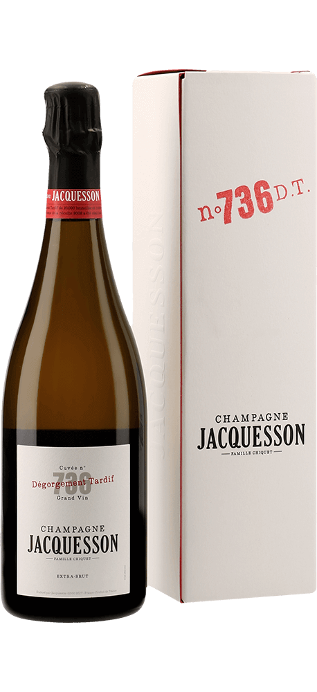 Jacquesson : Cuvée 736 Dégorgement Tardif