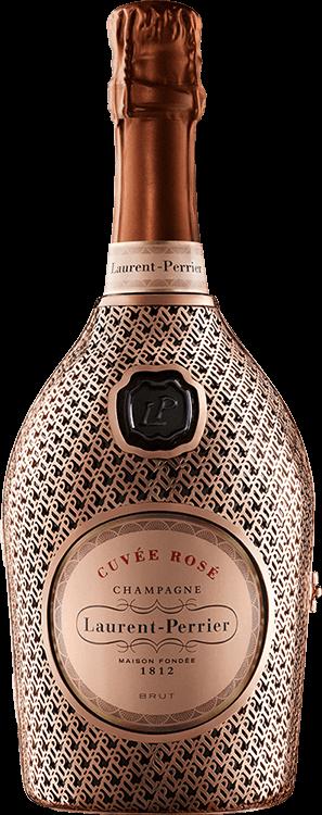 Laurent-Perrier : Cuvée Rosé Robe Édition Limitée