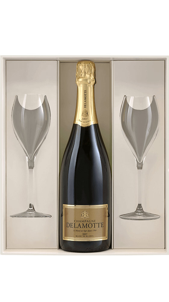 Delamotte, Fine Wine from Champagne - Millesima.co.uk