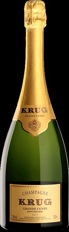 Krug : Grande Cuvée Édition 163