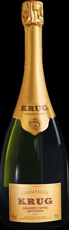 Krug : Grande Cuvée Edition 166