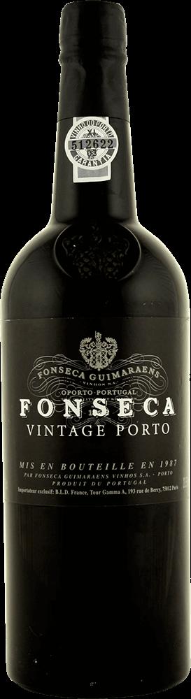 Grafik für Fonseca : Vintage Port 1997 in Millesima Deutschland