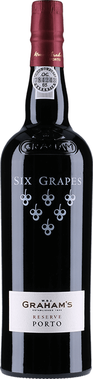 Image for Graham's : Six Grapes Reserve from Millesima USA
