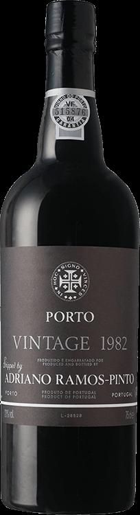 Ramos Pinto : Vintage Port 1982