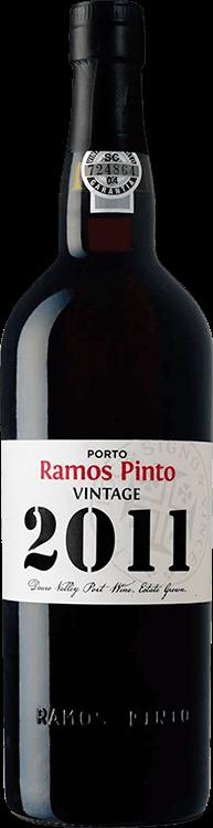 Grafik für Ramos Pinto : Vintage Port 2011 in Millesima Deutschland