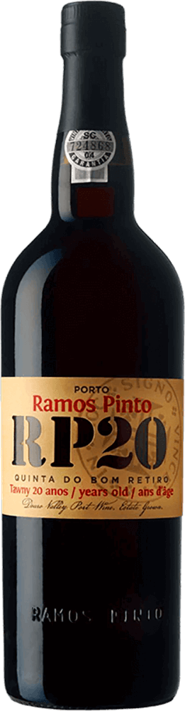 Ramos Pinto : Quinta do Bom Retiro 20 Year Old Tawny