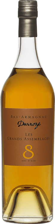 Darroze : Les Grands Assemblages 8 Year Old