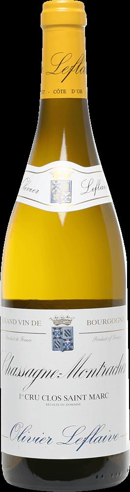 """Olivier Leflaive : Chassagne-Montrachet 1er cru """"Clos Saint-Marc"""" 2007"""