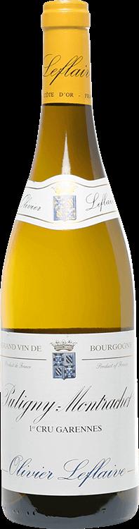 """Olivier Leflaive : Puligny-Montrachet 1er cru """"Garennes"""" 2003"""