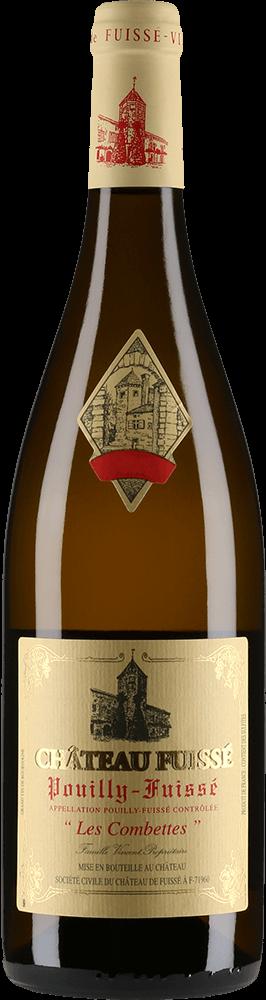 """Château Fuissé : Pouilly-Fuissé Village """"Les Combettes"""" 2015"""