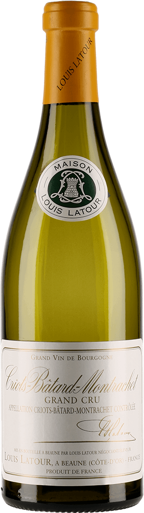 Louis Latour : Criots-Bâtard-Montrachet Grand cru 2012